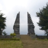 Candi Cetho Candi Hindu di Atas Awan Jalur Pendakian Gunung Lawu