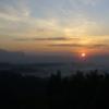 Menikmati Pemandangan dari Punthuk Setumbu
