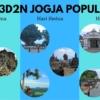 Paket Wisata 3D2N Jogja Populer