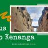 Situs Pulo Kenanga Yogyakarta, Pulau Buatan Raja Nan Eksotis